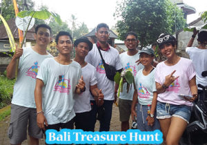 Bali Treasure Hunt