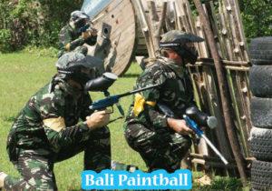 Bali Paintball