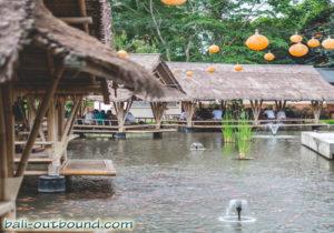 Kolam Ikan Dewi Bebaris