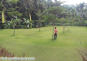 Lapangan Desa Wisata Bebek Mebaris