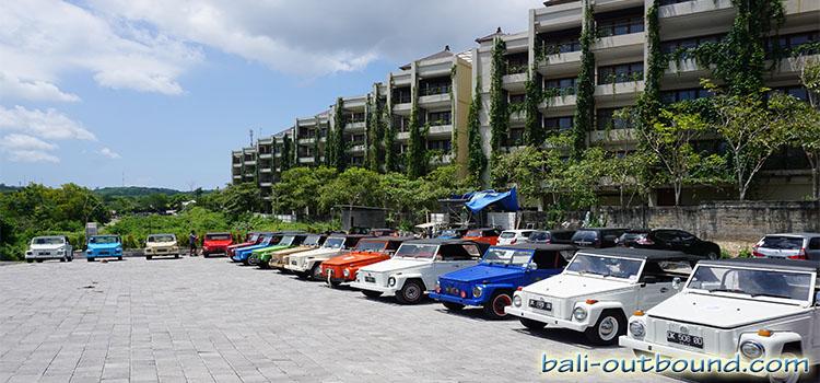 Rute Bali Amazing Race Ubud