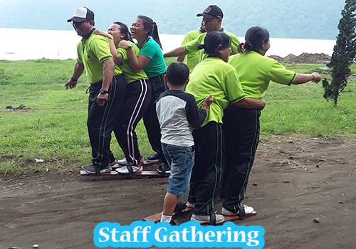 Staff gathering di Bali
