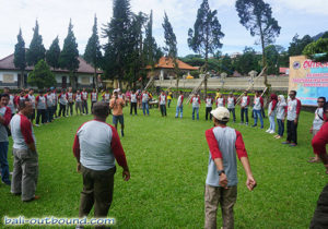 Team Building Ulundanu Bedugul