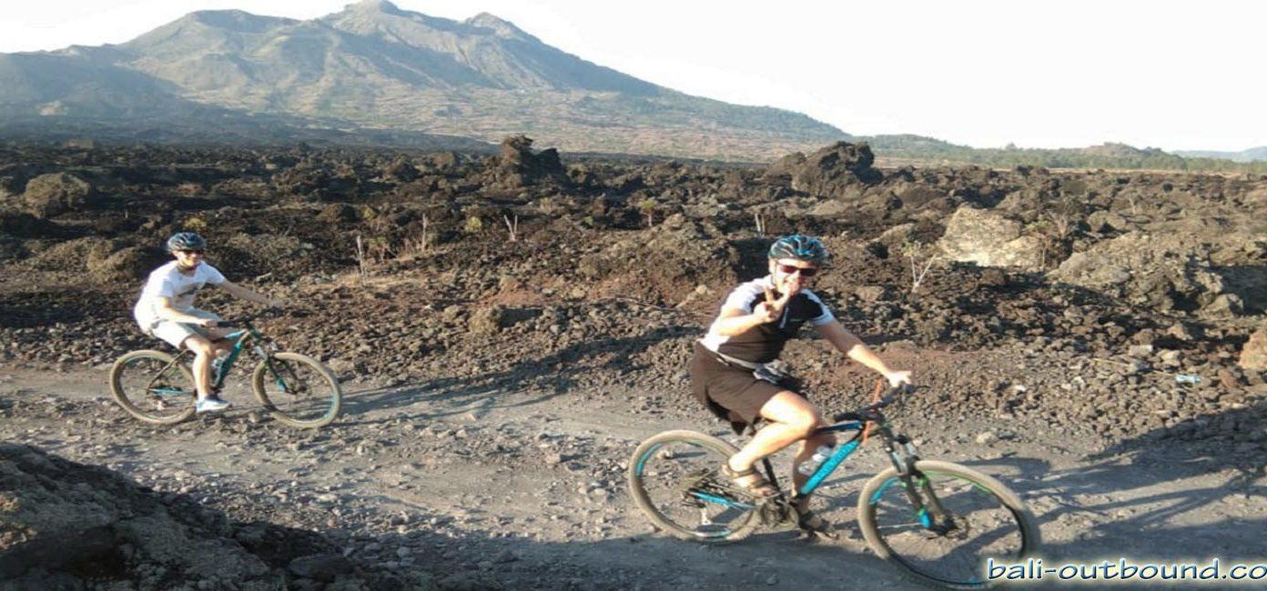 Rute Cycling di Kintamani