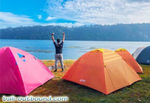 7 Tempat Outbound di Bedugul