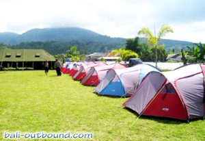 5 Tempat Camping di Bedugul