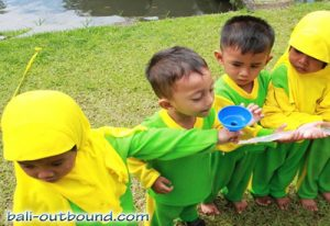 Permainan Team Building untuk anak