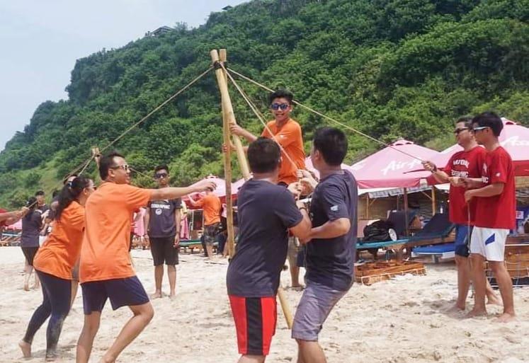 5 Pantai Untuk Aktivitas Outbound di Bali