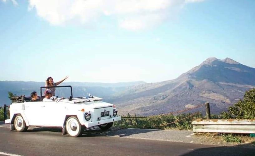 gunung batur bali vw safari tour