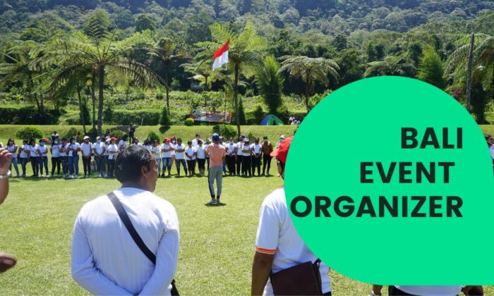 event organizer bali