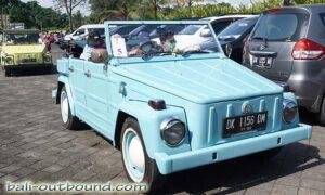 VW Amazing race Ubud - Kintamani